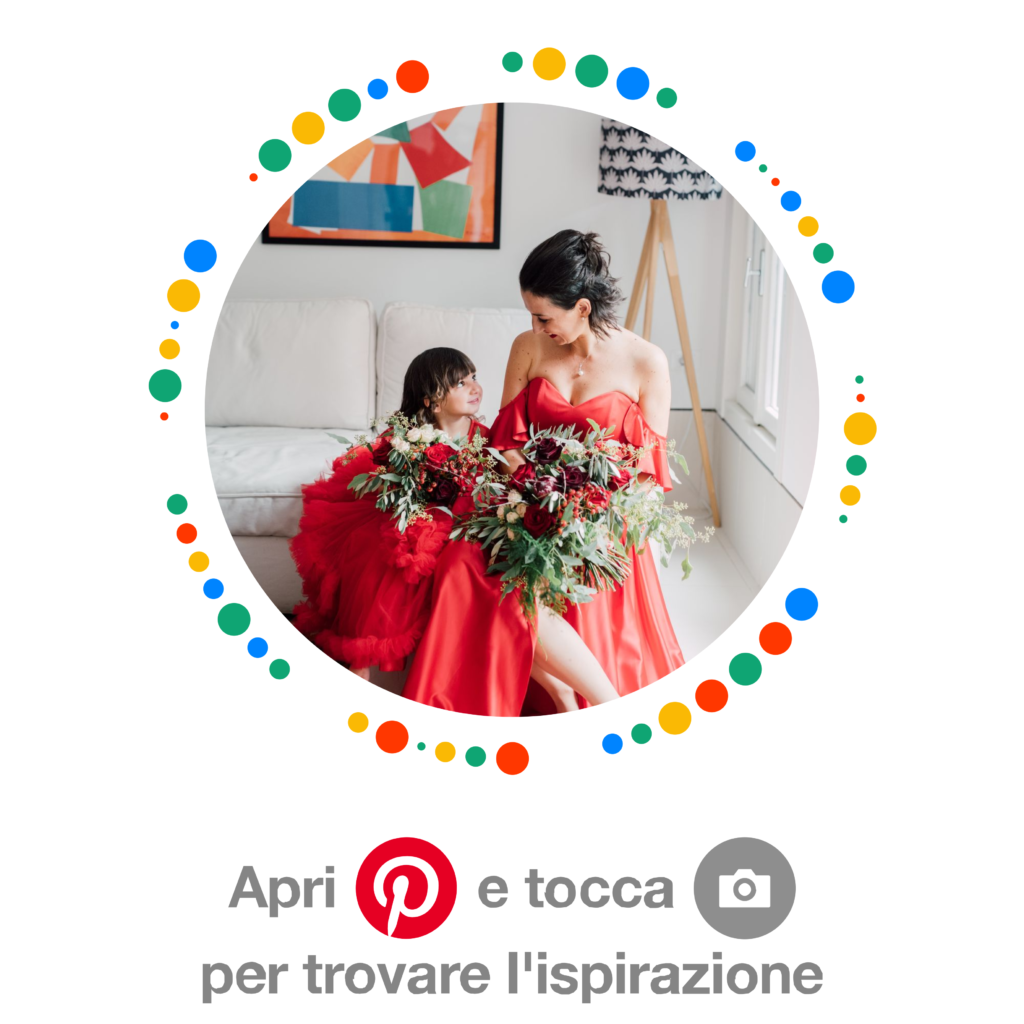 How Find Debora On Pinterest and her Wedding ShowCase with this Pincode